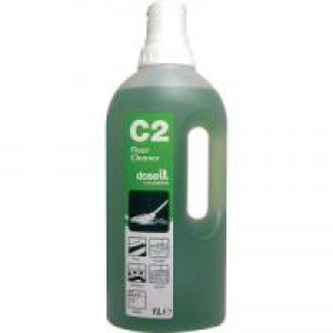 C2 Floor Cleaner 1 Litre Pk8