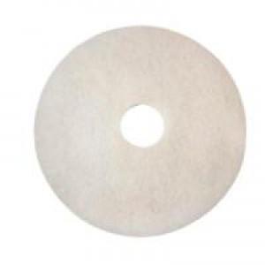 3M Economy 380mm White Floor Pad Pk5