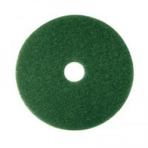 Image for 3M Economy Floor Pads 380mm Green