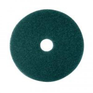 Image for 3M Economy Floor Pads 430mm Green