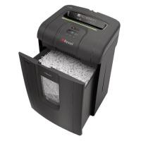 Rexel RSX1834 Shredder 4.0x40mm Cross Cut 34 Litre 18 Sheet P-4 Ref 2105018