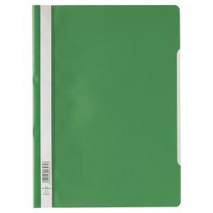 Elba Report File A4 Green Pk50