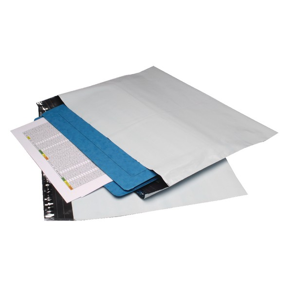 Polythene Mailing Bag 400x430mm Pk100