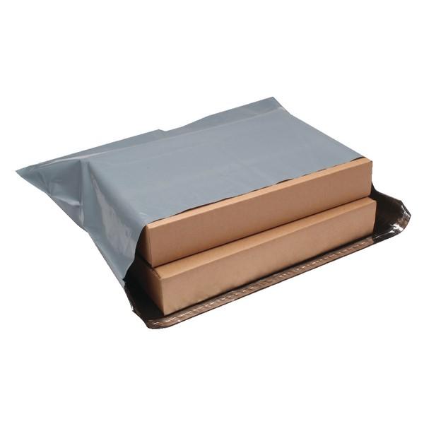 Mailing Bag 595x430mm Opaque Grey Pk250