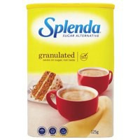Splenda Granulated No Calorie Sweetener 125g Ref A07756