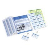 Image for Durable Visitors Book 300 Refill 1466/00
