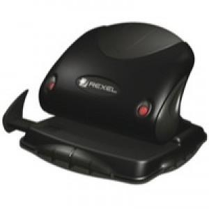 Rexel P215 Premium Punch Black