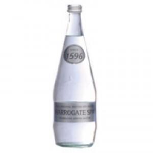 Harrogate Spklg Spring Water 330ml Pk24