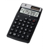 Image for 5 Star Calculator Mark-up Handheld 12 Digit 3 Key Memory Battery and Solar-power Ref HH12D
