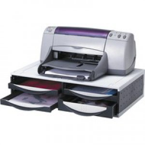 Image for Fellowes Machine Organiser Platinum Grey (0)