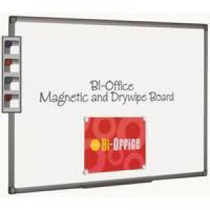 Bi-Office 1800x1200 Magnetic Whiteboard