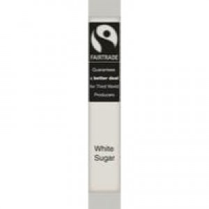 FAIRTRADE WHITE SUGAR STICK X 1000