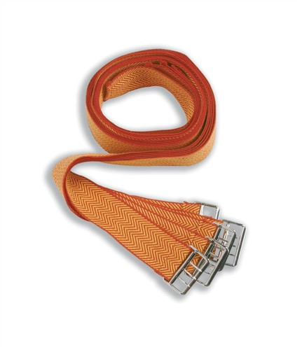 Deed Straps with Buckle to Secure Bulky Documents 33x900mm [Pack 6]