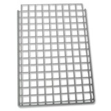 Image for Versapak Single Extra Shelf Plastic-Coated Steel W267mm Grey for Versapak Mailsorter Ref MSS1
