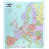 Image for Map Marketing Europe Political Laminated Map