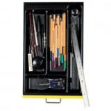 Image for Bisley Plastic Insert Tray 2 inches 4 Compartments 2/4