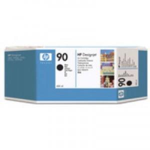HP 90 Black Inkjet Cartridge C5058A