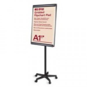 Bi-Office Mobile 900x600 Flipchart Easel