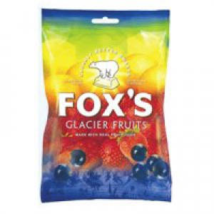 Foxs Glacier Fruits 200g