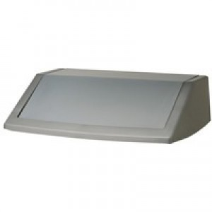 Addis Grey 60 Ltr Flip Top Bin Lid