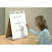 Bi-Office Table Self Stick Flipchart Pad
