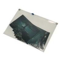 Rapesco Zippi Bag A4 Plus Astd Pk25