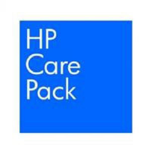 HP 3 Yr 1 Day Exchange Sv/Agree UG062E