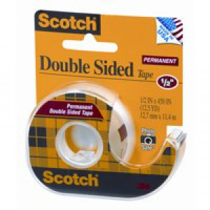 Scotch 19mmx33m DoubleSided Tape