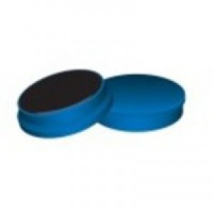 Q-Connect Blue 25mm Magnet Pk10