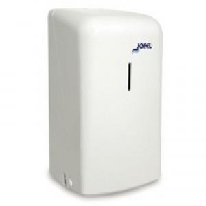 Image for 2Work Twin Toilet Roll Dispenser White