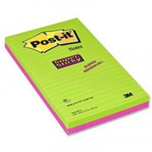 Post-it XXXL Ultra Colour Note 127x200mm