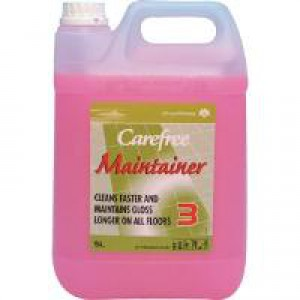 Carefree Floor Maintainer Step Three 5L Ref J030390