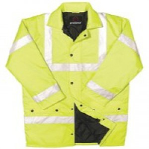 Constructor Jacket Saturn Yellow Lge