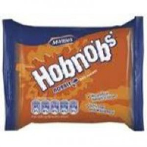 McVities Hob Nobs Biscuits Twinpack Ref A07383 [Pack 48]