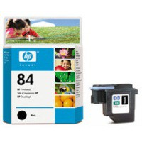 Hewlett Packard No84 Design Jet Black Print Head C5019A
