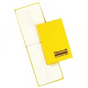 Chartwell Dimension Book Yellow 2242