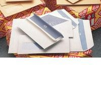 Image for Severn Envelope White Wove 80gm DL 110x220mm SelfSeal Boxed 1000