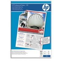 HP Professional Inkjet Paper Matt 120gsm A3 100 Sheets Code Q6594A