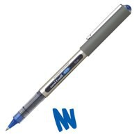 Uni-Ball UB-157 Eye Rollerball Pen Fine 0.7mm Tip 0.5mm Line Blue Code 9000701