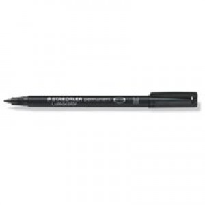 Staedtler Lumocolor Medium Black 317-9