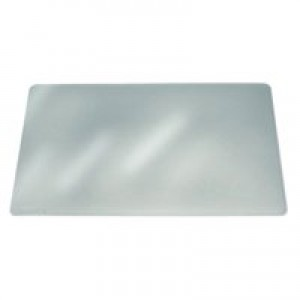 Durable duraglas Desk Mat 650 x500 ref: 7113