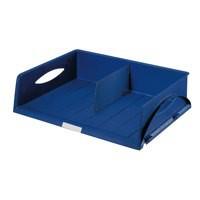 Jumbo Letter Tray Blue