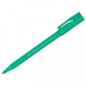 Pentel Ball Pentel Rollerball Pen Fine 0.4mm Line Blue R50-C