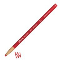 Sharpie China Wax Marker Pencil Peel-off Unwraps to Sharpen Red Code S0305080