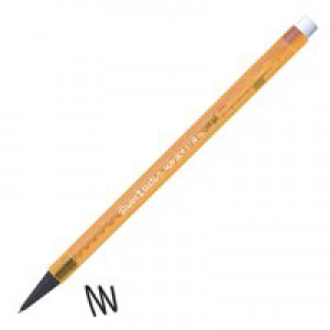 Paper Mate Non-Stop Automatic Pencil HB Lead Yellow Barrel Ref S0189423 [Pack 12]