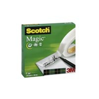 Scotch Magic Tape 19mmx66m Matt Ref 8101966