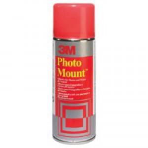 3M Photomount Adhesive 400ml Can