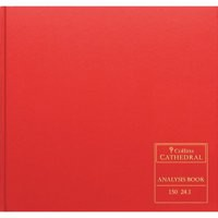 Collins Cathedral Red Analysis Book 4 Debit 16 Credit 96 Pages Code 150.4.16.1