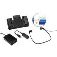 Image for Philips Transcription Kit Software Headset 234 Foot Control 210 Web Licence Ref LFH7177