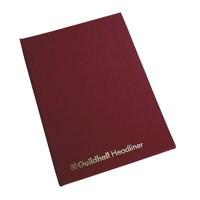 Guildhall 38/6 Headliner Book 1147